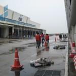 ลอกท่อสนามบินสุวรรณภูมิ